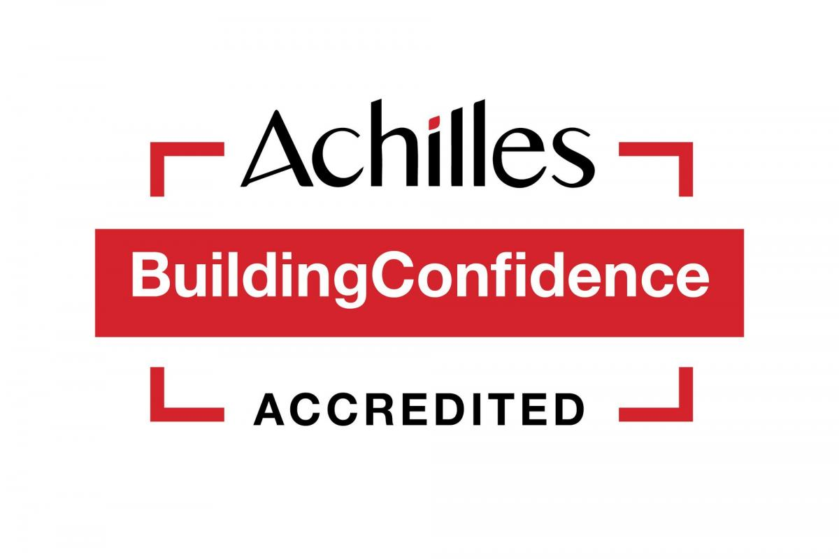 Victor Buyck Steel Construction Achilles Building Confidence