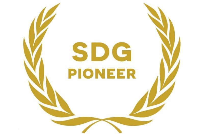Victor Buyck Steel Construction SDG Pioneer