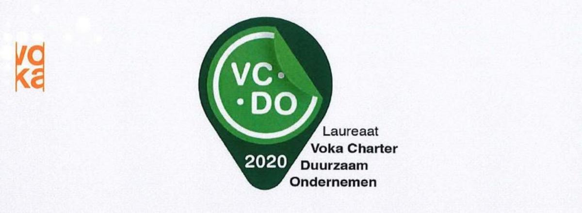 Victor Buyck Steel Construction Charter Duurzaam Ondernemen