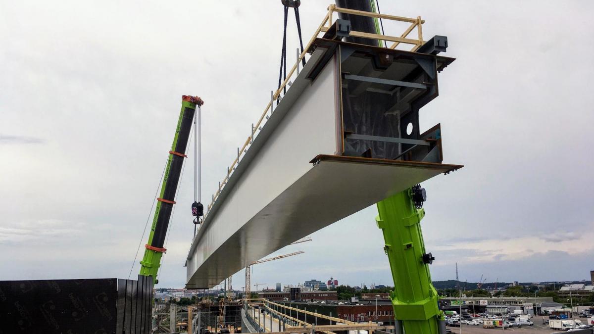 Victor Buyck Steel Construction - Olskroken