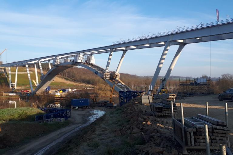 Victor Buyck Steel Construction Mayenne