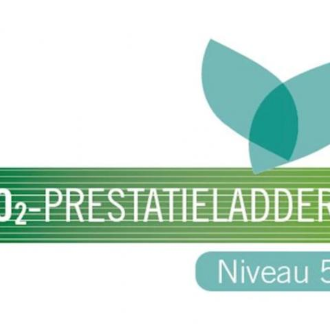 Victor Buyck Steel Construction CO2 prestatieladder niveau 5