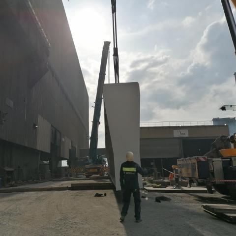 Victor Buyck Steel Construction - ArcelorMittal Dunkerque