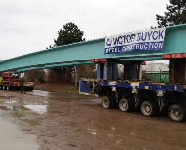 Victor Buyck Steel Construction Affligem